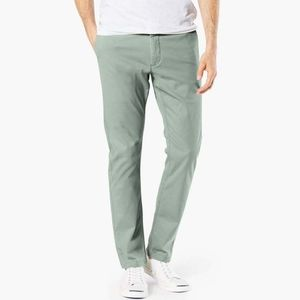 Men's Dockers Pacific Wash Green Slim, 33×32